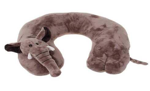 obrázek Cestovní polštářek slon