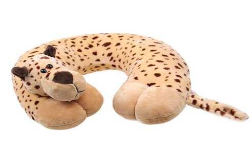 obrázek Cestovní polštářek leopard