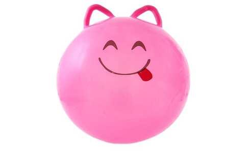 obrázek Skákací míč růžový