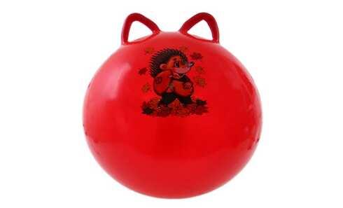 obrázek Skákací míč červený