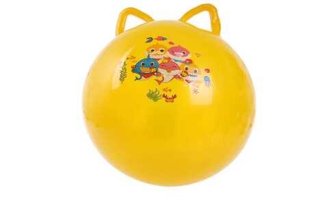 obrázek Skákací míč žlutý