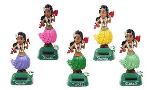 obrázok  Solárne tancujúce havajská tanečnica mix
