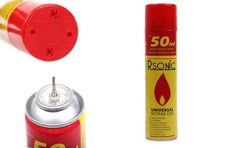 obrázek Univerzální plyn do zapalovačů RSONIC 50 ml