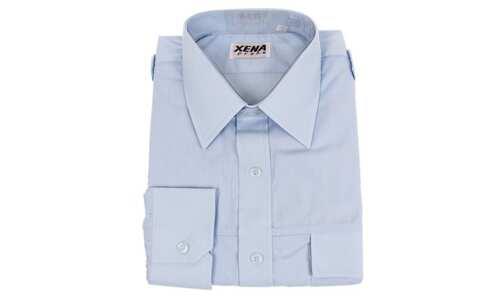 obrázek XENA košile dl.rukáv sv. modrá