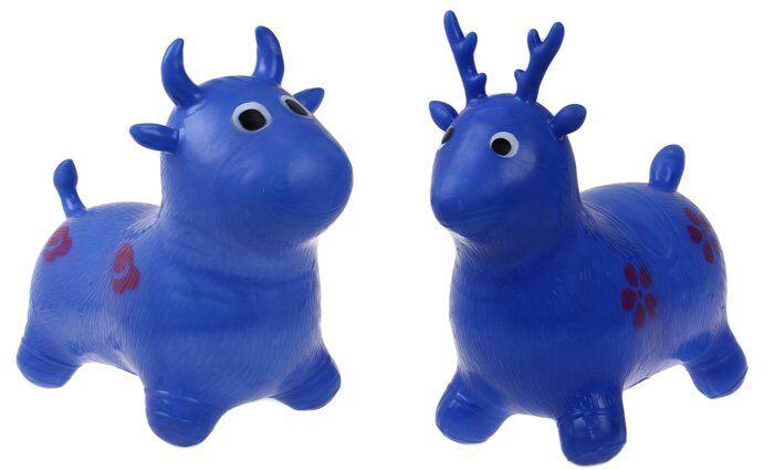 Hopsadlo pro děti – velké modré
