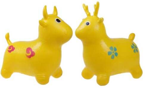 obrázek Hopsadlo pro děti – velké žluté