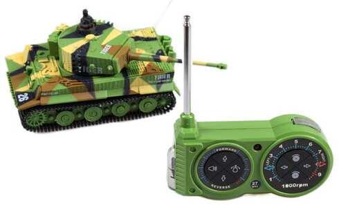obrázek Mini RC tank 1:72