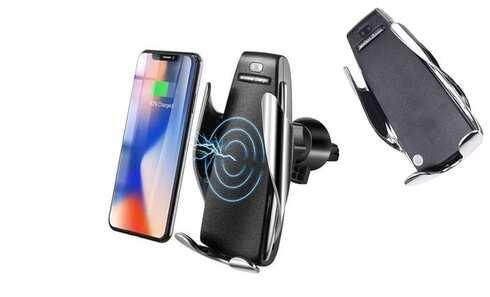 obrázok Bezdrôtová nabíjačka do auta S5 new