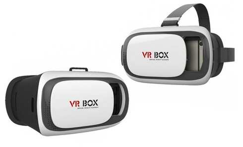 obrázek 3D virtuální brýle