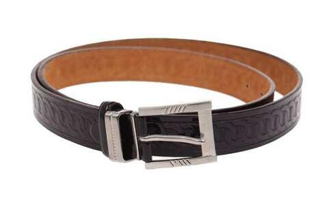obrázek Kožený pásek hnědý var.10