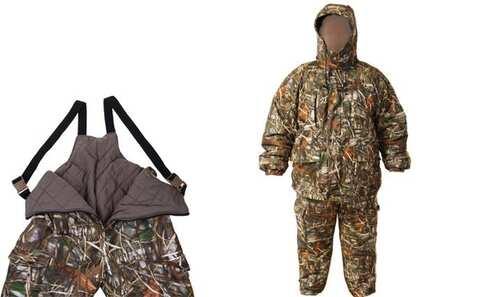 obrázek Podzimní bunda a kalhoty XXL