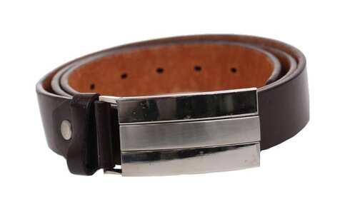 obrázek Kožený pásek hnědý var.12
