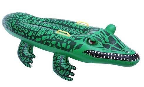 obrázek Nafukovací plovoucí krokodýl