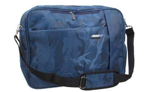 obrázek Brašna/batoh na notebook modrý maskáč