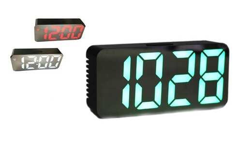 obrázok LED digitálne hodiny - budík