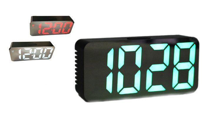 LED digitální hodiny