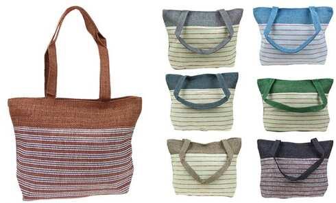 obrázek Plážová taška s proužky