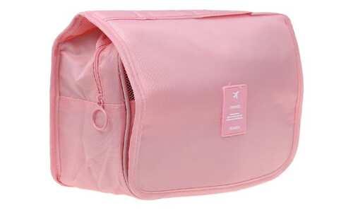 obrázek Kosmetická taška závěsná růžová