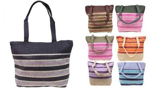 obrázek Plážová taška pruhovaná