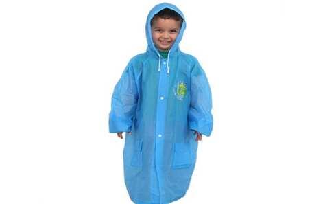 obrázek Dětská pláštěnka modrá