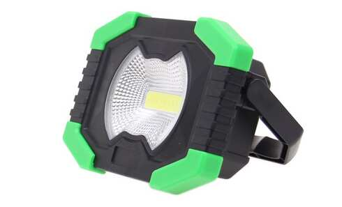 obrázek Přenosný LED reflektor 30W