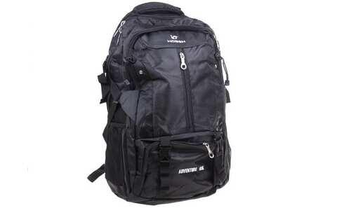 obrázek Hosen batoh outdoorový černý 65l vzor2