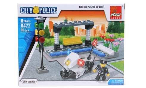 obrázek Dětská stavebnice policie
