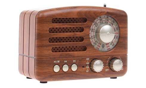 obrázek Retro rádio