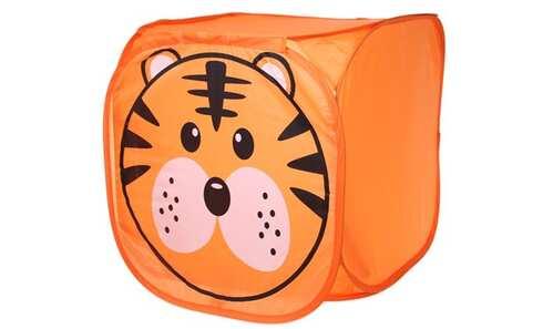 obrázek Úložný box na hračky tygr