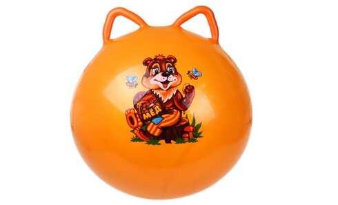 obrázek Skákací míč oranžový