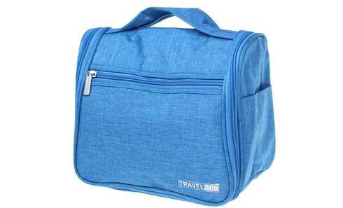 obrázok Kozmetická taška Travel Bag svetlo modrá