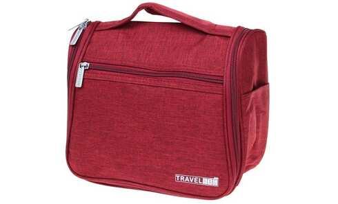 obrázek Kosmetická taška Travel Bag červená