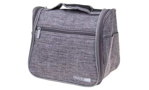 obrázok Kozmetická taška Travel Bag šedá