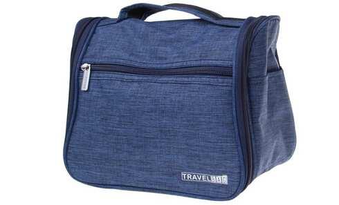 obrázok Kozmetická taška Travel Bag tmavo modrá