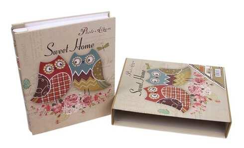 obrázek Fotoalbum Sweet home na 200 fotografií vzor 2