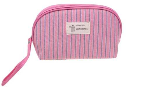obrázok Kozmetická taška Handmade pruhovaná vzor 7