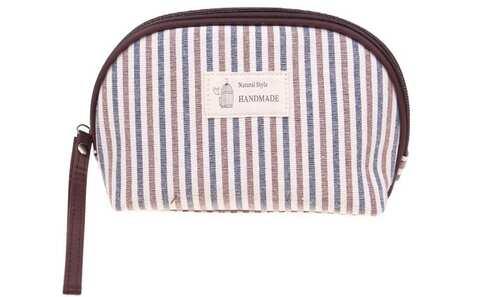 obrázok Kozmetická taška Handmade pruhovaná vzor 6