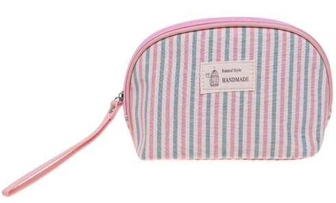 obrázek Kosmetická taška Handmade pruhovaná vzor 5