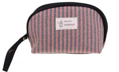obrázok Kozmetická taška Handmade pruhovaná vzor 4
