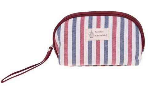 obrázok Kozmetická taška Handmade pruhovaná vzor 3