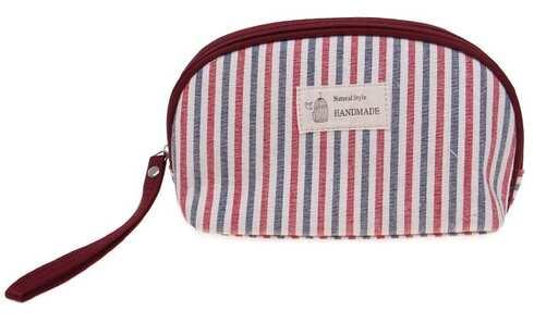 obrázok Kozmetická taška Handmade pruhovaná vzor 2