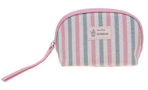 obrázek Kosmetická taška Handmade pruhovaná vzor 1