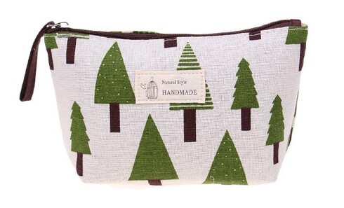 obrázok Kozmetická taška Handmade stromčeky