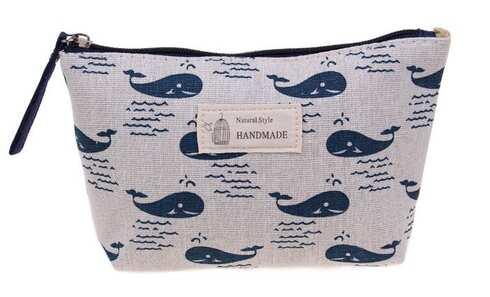obrázek Kosmetická taška Handmade velryba
