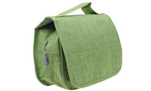 obrázek Kosmetická taška závěsná Travel Boxin zelená