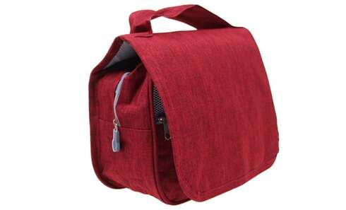 obrázek Kosmetická taška závěsná Travel Boxin červená