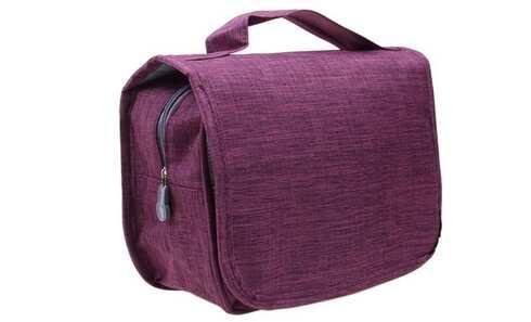 obrázek Kosmetická taška závěsná Travel Boxin fialová