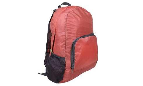 obrázek Skládací cestovní batoh lososový