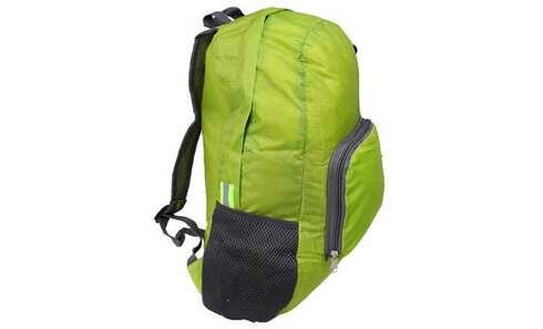 obrázek Skládací cestovní batoh zelený