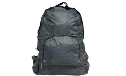 obrázek Skládací cestovní batoh šedý